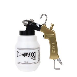 Laco Ma1000 Portable Drywall Air Texture Spray Gun new