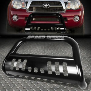For 05 15 Toyota Tacoma Truck 2wd 4wd Black 3 Bull Bar Push Bumper Grille Guard