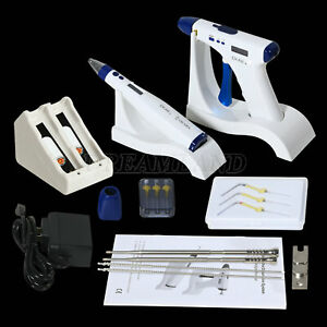 Dental Led Curing Light Lamp Orthodontic 2000mw cm2 Material Solidification D8