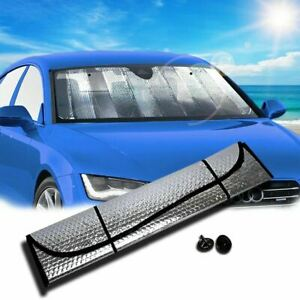 Auto Windshield Sunshade Reflective Sun Shade For Car Cover Visor Wind Shield