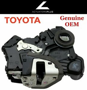 Toyota Prius C Oem Front Right Door Lock Actuator 2012 2016 Lifetime Warranty