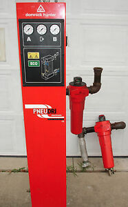 Domnick Hunter Pneudri High Efficiency Compressed Air Dryer Model Dxs 103
