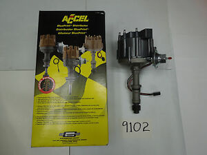 Accel 9102 Buick Oldsmobile And Pontiac Hei Electronic Distributor