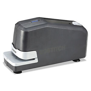 Bostitch Impulse 25 Electric Stapler 25 sheet Capacity Black 02210