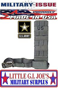 NEW Military Issue US Army Tactical ACU Molle II Drop Leg Holster Extender $8.98