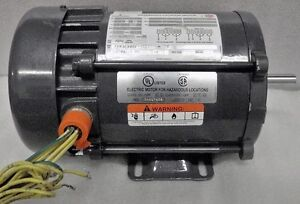 Emerson Hazardous Location Motor Xs13ca2j