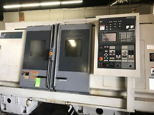 1999 Mori seiki Dl 20 mc Live Tooling Cnc Lathe turning Center 7700271