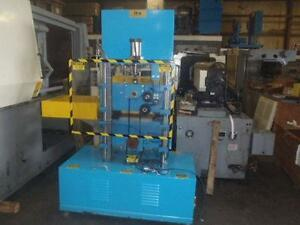 1996 Plastic Extrusion Machinery pem 325 Extruder 6133038