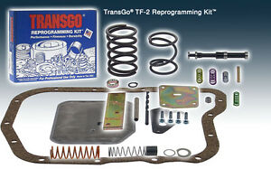 Reprogramming Shift Kit Tf 6 A904 Tf 8 A727 Torqueflite 6 8 Transgo sktf 2