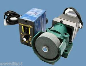 Electric Diamond Dresser For Grinding Wheel With Speed Control