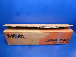 New Mitutoyo Linear Scale 529 435 529435 At11 n300