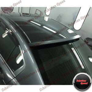 Unpainted Ors Type Rear Window Roof Spoiler Wing For Honda Accord 2013 16 Coupe
