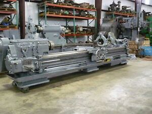 1953 Monarch 20c Engine Lathe 7761780