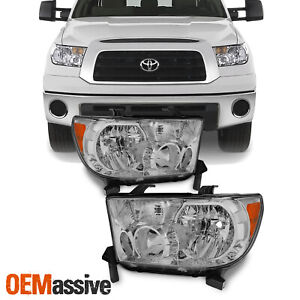 2007 2013 Tundra 08 13 Sequoia Headlights Aftermarket 2008 2009 2010 2011 2012