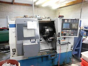 1996 Mori Seiki Sl 150 s Cnc Lathe turning Center 7784165