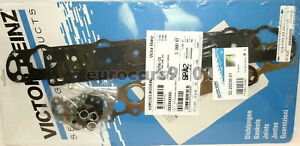 New Mercedes Benz Head Gasket Kit Set Left Side Oem Victor Reinz 1190105221