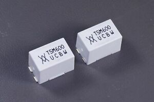 Lot Of 18 Tsm600 250 ra 2 Te Connectivity Resettable Fuse 25a 250vdc 250ma Nos