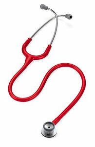 Littmann Classic Ii Infant Stethoscope Red 1 Ea