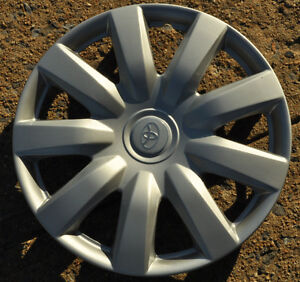2x Compatible Toyota Camry Corolla Wheel Cover 2004 2005 2006 15 Camery New