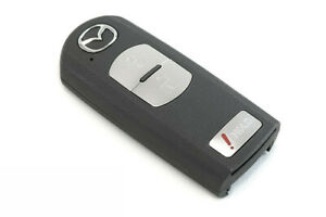 2010 2013 Mazda3 5door Hatchback Keyless Entry Remote Fob Style Oem New