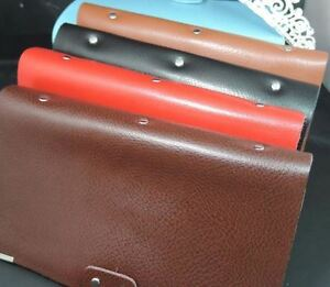 Leather 102 Cards Business Id Credit Card Holder Book Case Organizer Usa Seller