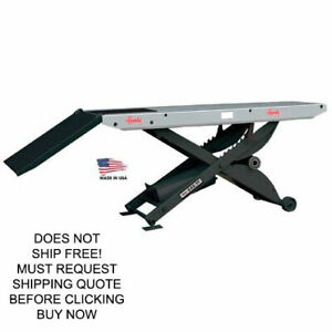 New Handy B O B 1500 Lb Motorcycle Atv Utv Lift Lifting Table
