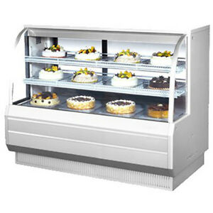 Turbo Air Tcgb 60 2 Refrigerated Bakery Display Case