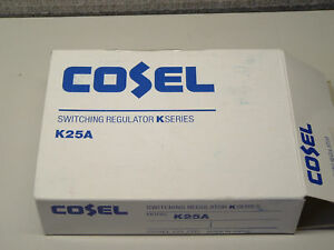 K25a Cosel Switching Regulator K Series