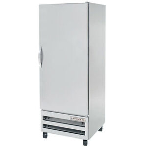 Beverage Air Ri18hc s Solid Door Single Section Reach in Refrigerator