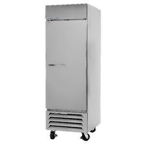 Beverage Air Rb27hc 1s Solid Door Single Section Reach in Refrigerator