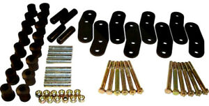 Leaf Spring Shackle Kit Crown Rt21023 For Jeep 1987 1995 Jeep Yj Wrangler