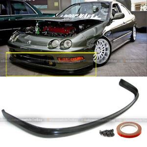 Fit 94 97 Integra Dc2 Urethane Type R Style Pu Front Bumper Lip Spoiler Body Kit