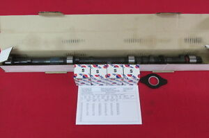230 250 Chevy Inline 6 Solid Lift Delta Camshaft And Lifters