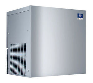 Manitowoc Rff 1220c Remote Flake Ice Machine 1092 Lb day Condenser Not Included