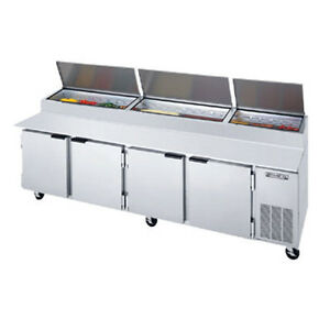 Beverage Air Dp119hc 119 Refrigerated Pizza Prep Table