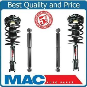 Pt Cruiser 2001 2010 Front Left And Right Complete Spring Struts Rear Shocks