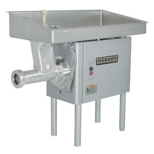 Hobart 4146 carbon Electric Meat Grinder