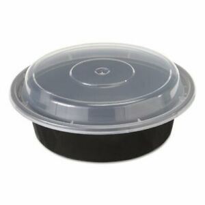16 oz Versatainer Round Food Containers 150 Containers pac Nc718b