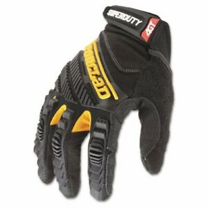 Ironclad Superduty Gloves Medium Black 1 Pair irnsdg203m