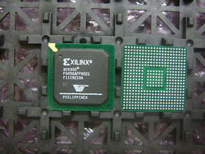 Xilinx Virtex Xcv300 6fg456c Ic Fpga 312 I o 456 fbga new