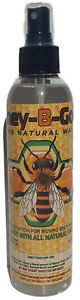 Honey b gone 8 Ounce Bottle Bee Repellant All Natural