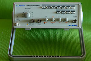 Gw Instek Gfg 8215a Function Generator In An Excellent Condition