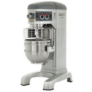 Hobart Hl662 1std 60 quart Legacy Pizza Floor Mixer