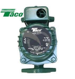 Taco 009 Bf5 j Circulating Pump Designed For Outdoor Wood Boilers And More