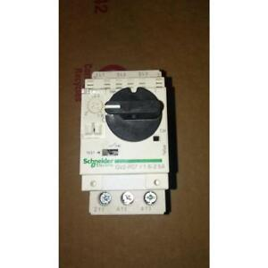 Schneider Electric Gv2 p07 Thermal Magnetic Motor Protection Circuit Breaker