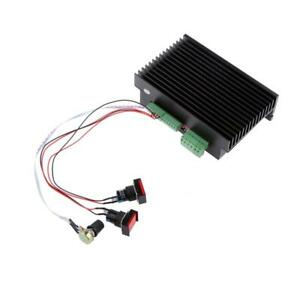 Ac20 110v Input Dc Motor Speed Controller Driver Board Pwm Spindle For Mach3