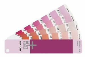 2014 Pantone Gg1507 Metallics Reference Manual Coated Color Guide