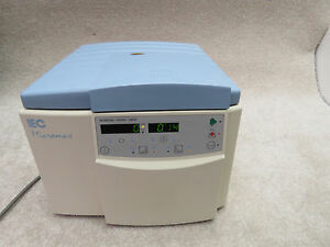 Iec Micromax Benchtop Centrifuge W 851 Rotor Spins Up To 14000 Rpm