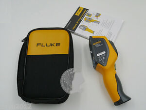 1pcs New Fluke Vt04 Visual Ir Infrared Thermometer Temperature Meter Tester