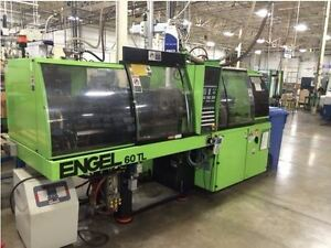 1998 60 Ton Engel Es200 60 Tl Injection Molding Machine imm 7762842